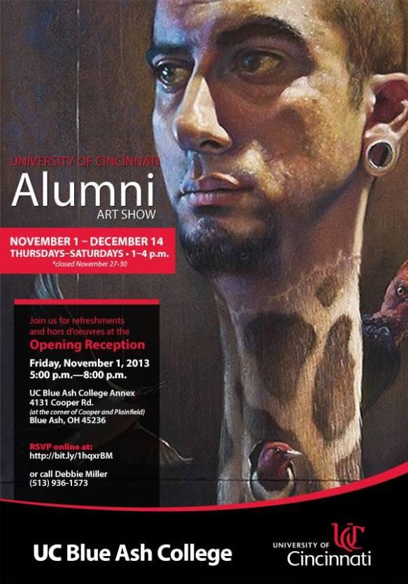 UC Alumni Art Show